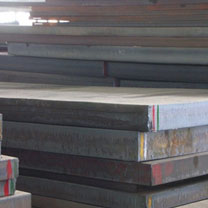 P265 GH Welded Steel Plates
