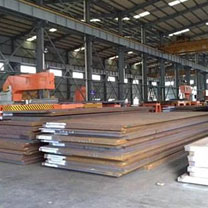 EN 10028-2 Steel Boiler Cut Sizes Plates