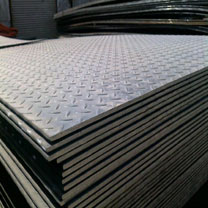 Super Duplex Chequered Plate