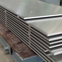 Super Duplex Steel 2D Finish Plates